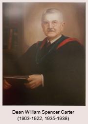Dean William Spencer Carter