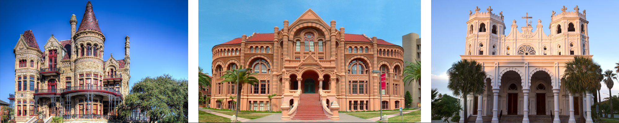 Galveston historical buildings
